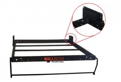 Alpha Bed Frame & Spring Mechanism