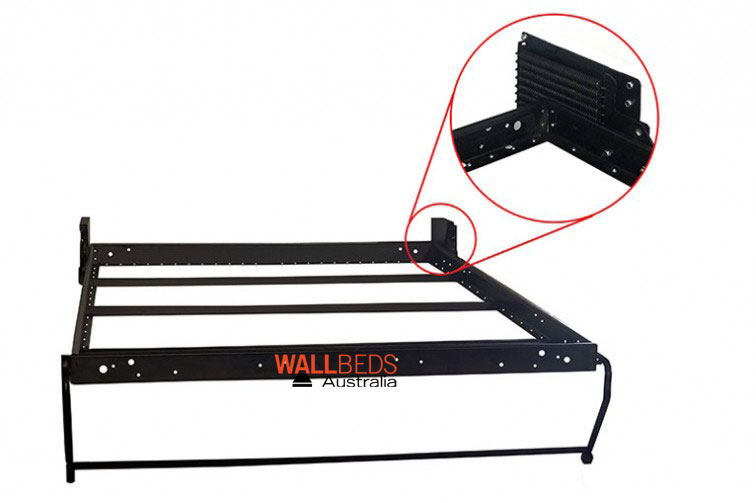 Alpha Bed Frame & Spring Mechanism - Vertical