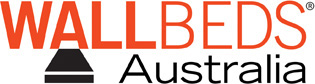 wall beds australia logo